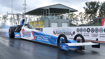 Complete A/Fuel Dragster Operation For Sale