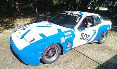 Porsche 924S/944 1988