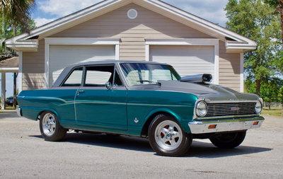 1965 Chevrolet Nova Resto-Mod