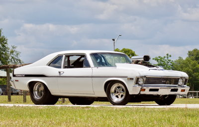"1968 Chevrolet Nova ""Yenko/SC Tribute"" Pro-Stree"