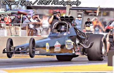 Turn Key Blown Top Dragster