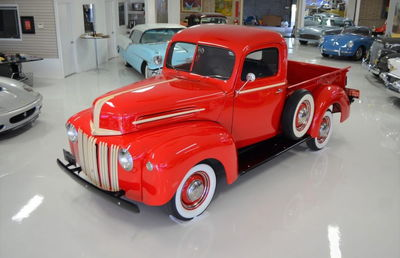 1947 Ford Pick-Up Half Ton 114
