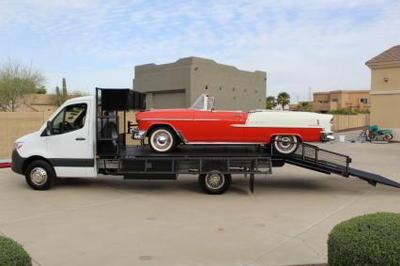 2019 mercedes sprinter car/toy  hauler brand new
