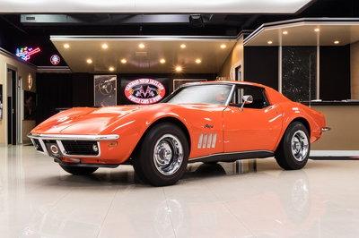 1969 Chevrolet Corvette 427/390