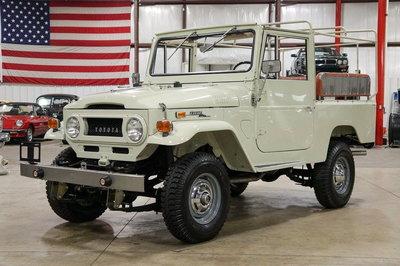 1970 Toyota Land Cruiser