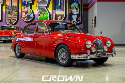 1963 Jaguar 3.8
