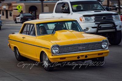 1965 Chevy Nova Pro Street Legal