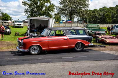 Turnkey Blown Alcohol 1960 Rambler Wagon