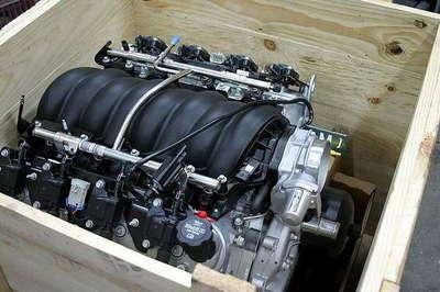 GM Ford & Chrysler Engines