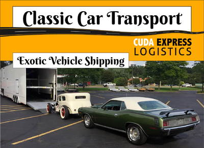 Classic/Exotic Auto Shipping