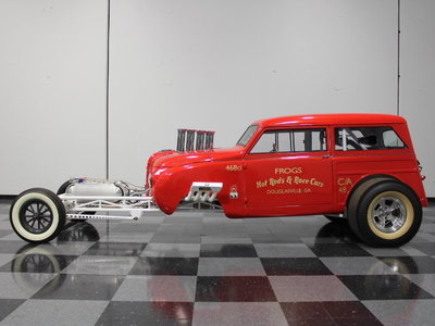 1948 Crosley Hot Rod C/A Altered