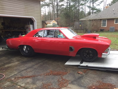 1966 Chevelle 10.5 Outlaw