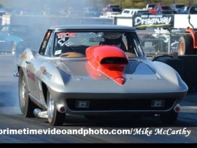 Corvette Dragcar