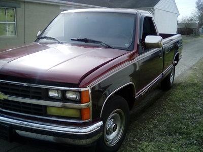 1988 Silverado 89K Miles