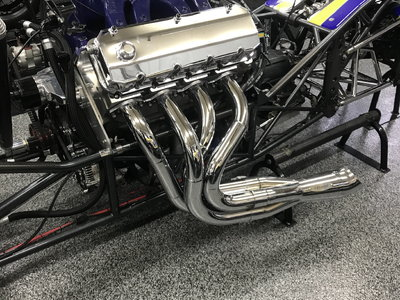 632 12 Degree Wilkerson Racing Engine COMPLETE