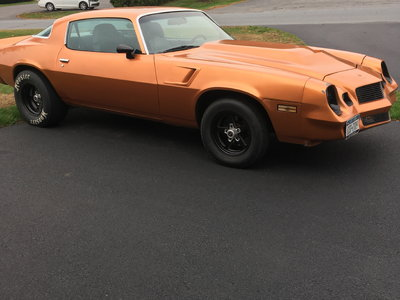 1978 Camaro 6.0 LS Turbo