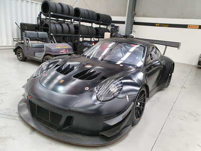 2016 Porsche GT3 R