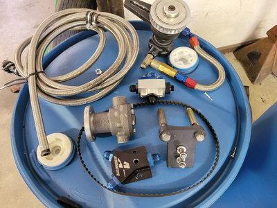 80A enderle pumps & accessories