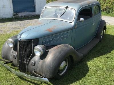 1936 Ford Corvette 283 4sp