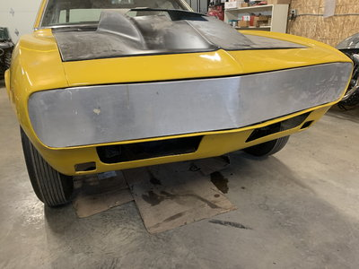 67 Camaro Race Car Rolling Chassis