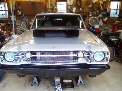 1968 Dodge Dart, Nice!