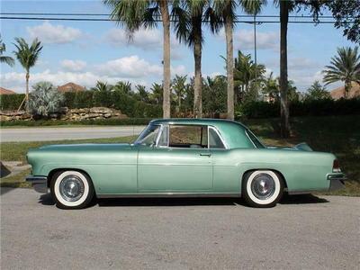 1957 Lincoln Mark II