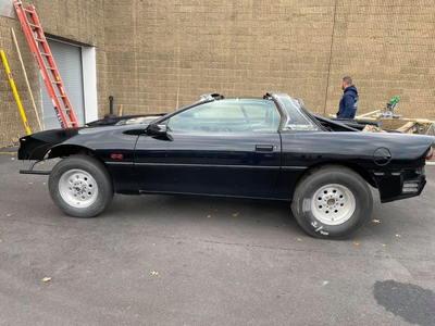 2000 Camaro SS 25.5  needs completion