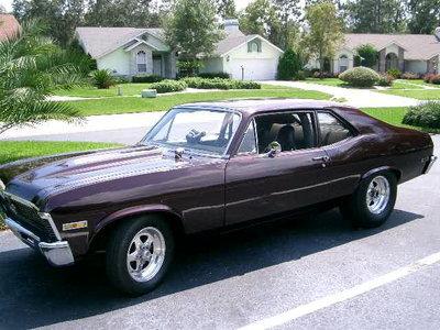 1971 Nova SS 454