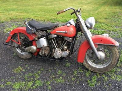 1949 Harley-Davidson Panhead FL