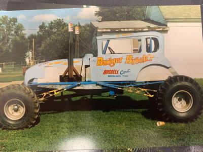 Old Mud Racer