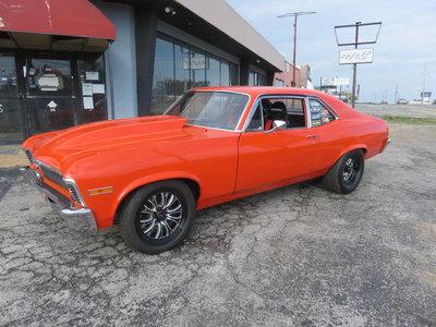 1972 NOVA 496 GLIDE 12 BOLT