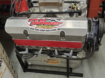 420 23 degree Pro Power Engine