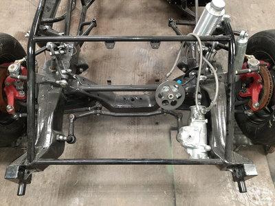 Sweet 6:1 Steering Box,Pump.KSE Reservoir