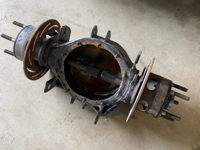 Ford 9 inch and 35 spline Strange spool