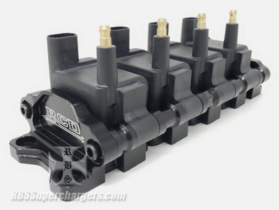 MSD Coil Pack Mount #8232 MSD #8000-8 Coil On Plug