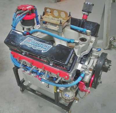 NEW 362ci TOPLESS OUTLAW SERIES LATE MODEL ENGINE