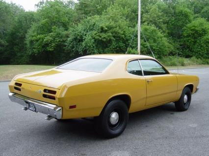 1971 PLYMOUTH DUSTER  for Sale $16,900