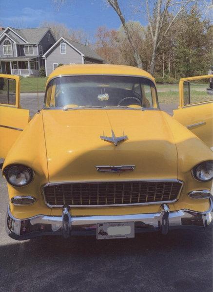 1955 Chevrolet Bel Air  for Sale $59,500