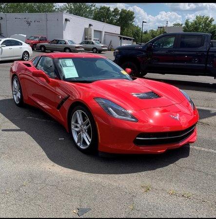 2019 Chevrolet Corvette  for Sale $60,999