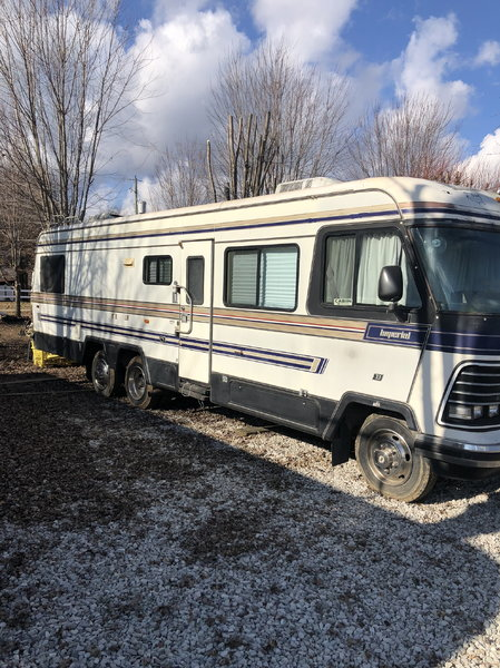 1989 holiday rambler imperial for sale in Huntington, WV, Price: $7,000