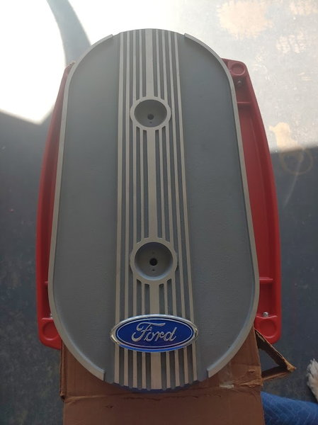 2X4 Ford Air Cleaner