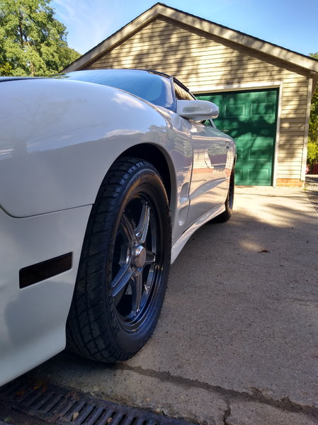 1998 WS6 TWIN TURBO TRANS AM