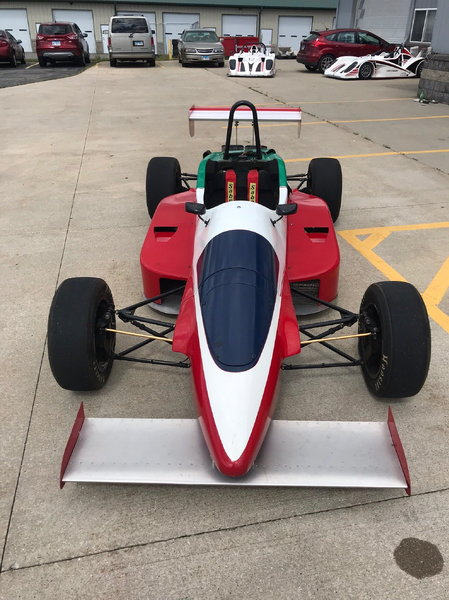 Open wheel Arcobaleno  for Sale $15,000