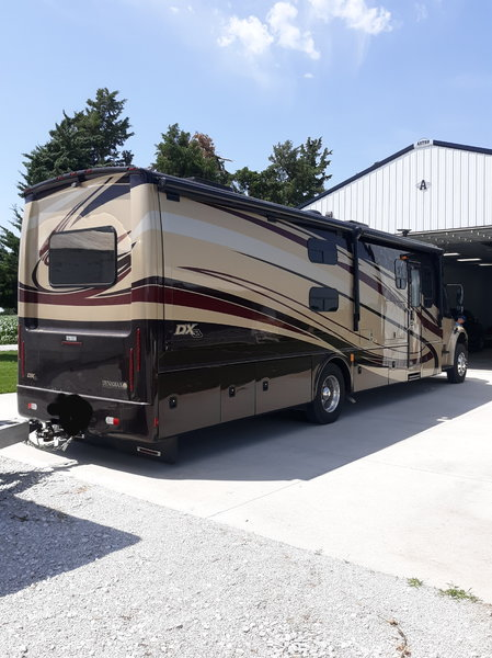 2015 forest river dynamax DX3  for Sale $183,500