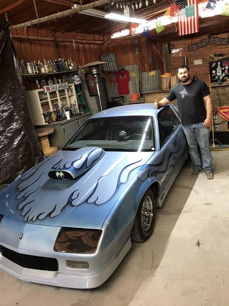 89 Camaro  for Sale $9,000
