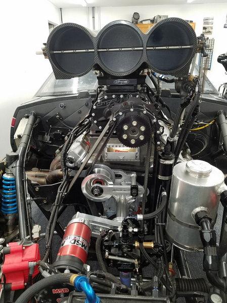 Jerry Bickel 68 Camaro top sportsmen car  for Sale $140,000