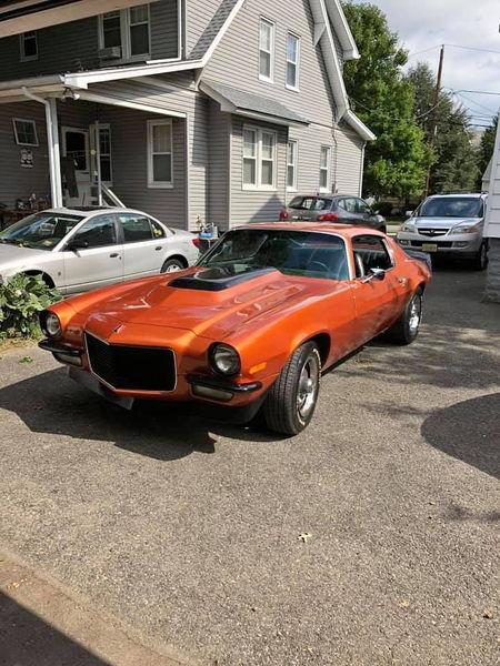 1971 CHEVROLET CAMARO  for Sale $25,000