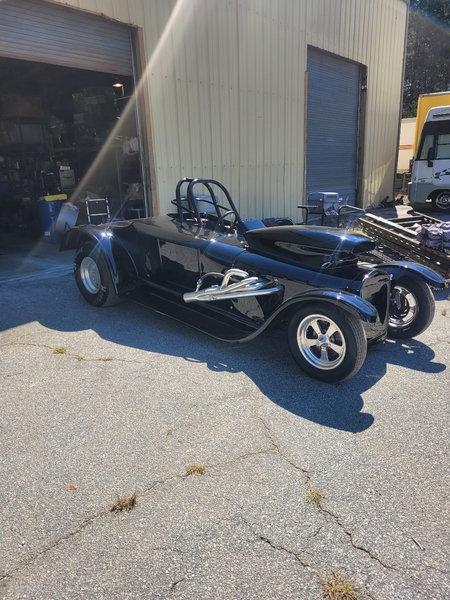27T Horton sidecar Roadster  for Sale $25,000