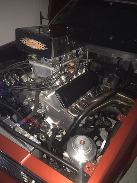 4.84 Grudge Motor  for Sale $30,000