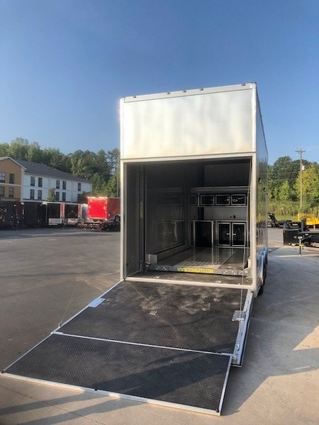 2018 Cargo Mate 24' Stacker